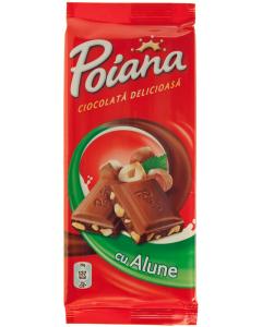Ciocolata cu alune Poiana 90g