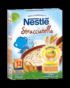 Cereale pentru copii 18 luni+ Nestle Straciatella 250g
