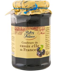 Dulceata de coacaze negre Reflets de France 325g