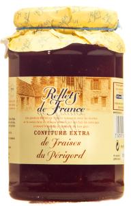 Dulceata din capsuni Reflets de France 325g