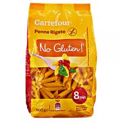 Penne rigate fara gluten Carrefour 500g