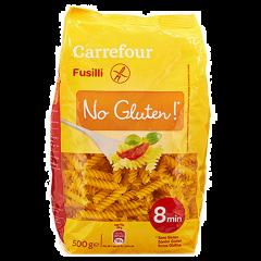 Fuslli fara gluten Carrefour 500g
