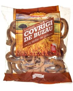 Covrigi de Buzau cu tarate de grau Boromir 250g