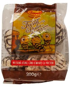 Turta dulce glazurata cu cacao Boromir 200g