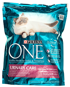 Hrana uscata pentru pisici adulte Purina One Urinary Care 800g