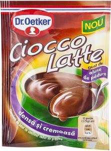 Ciocolata de baut cu aroma de alune de padure Dr.Oetker 25g