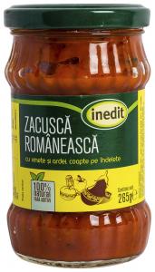 Zacusca Romaneasca Inedit 265g