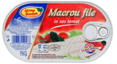 Macrou file in sos tomat Home Garden 170g