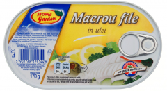 Macrou file in ulei Home Garden 170g
