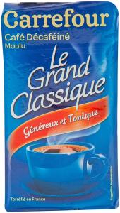 Cafea grand classique decafeinizata 250g