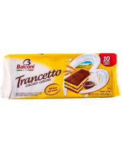 Prajitura cu umplutura de cacao Balconi 280g