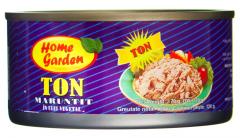 Ton maruntit in ulei vegetal Home Garden 170g
