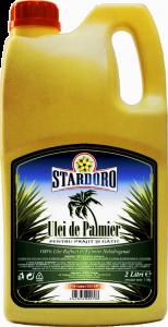 Ulei de palmier rafinat nehidrogenat Stardoro 2L