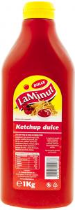 Ketchup dulce LaMinut 1kg