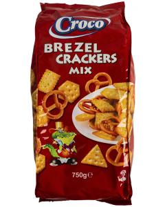 Mix covrigei si biscuiti Croco 750g