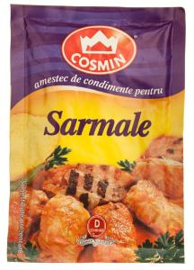 Amestec comdimente pentru sarmale Cosmin 20g