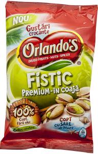 Fistic premium in coaja Orlando's 150g
