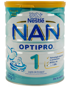 Lapte Optipro Nan 1 Nestle 800G