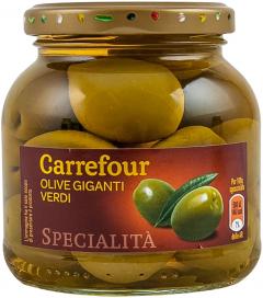 Masline verzi Carrefour 300g