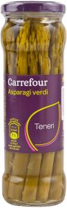 Sparanghel verde Carrefour 330g