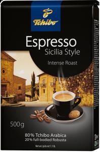 Cafea boabe Tchibo Espresso Sicilia Style 500g