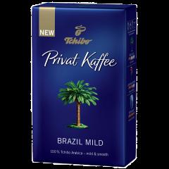 Cafea macinata Tchibo Private Kaffee Brazil Mild 250g