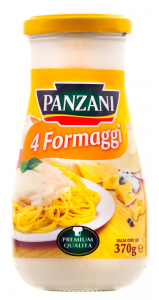 Sos 4 Branzeturi Panzani 370g
