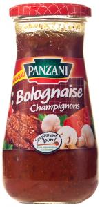 Sos cu carne si ciuperci Panzani 400g