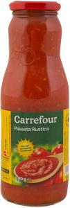 Passata rustica Carrefour 690g