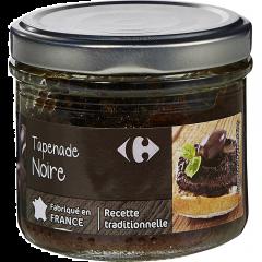 Pasta masline negre Carrefour 100g