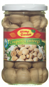 Ciuperci intregi Home Garden 300g