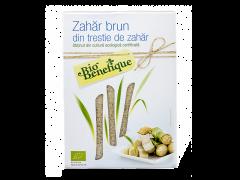 Zahar brun bio din trestie de zahar Bio Benefique 400g