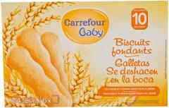 Biscuiti pentru sugari Carrefour 120g