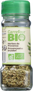 Plante aromantice Carrefour Bio 12g