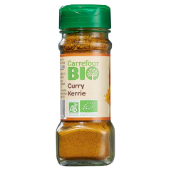 Curry Carrefour Bio 40g