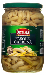 Fasole galbena Olympia 680g
