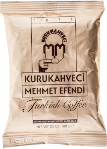 Cafea Mehmet Efendi Kurukahveci Turkish Coffee 100g