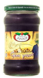 Gem de prune Arovit 360g