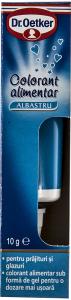 Colorant alimentar albastru Dr.Oetker 10g