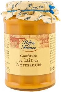 Dulceata cu lapte din Normandia Reflets de France 325g