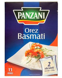Orez Basmati Panzani 250g