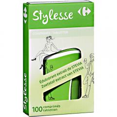 Indulcitor de masa stevia Carrefour 5,5g
