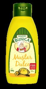 Mustar dulce Bunatati de la Bunica 500g
