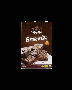 Premix bio negresa extra ciocolata Bauck Hof Brownies 400g