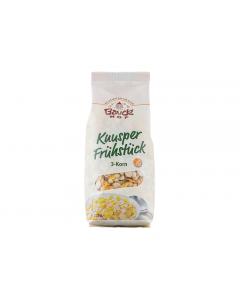Muesli bio crocant 3 cereale Bauck Hof 225g