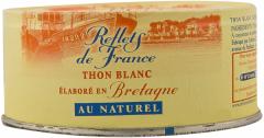 Ton alb natur Reflets de France 160g