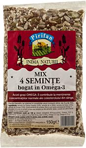 Mix 4 Seminte Pirifan 150g