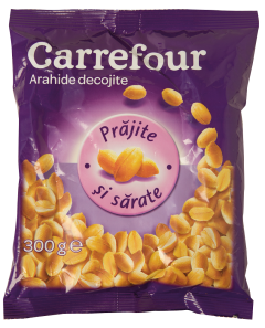 Arahide decojite Carrefour 300g