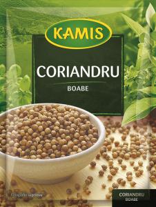 Coriandru bobe Kamis 15g