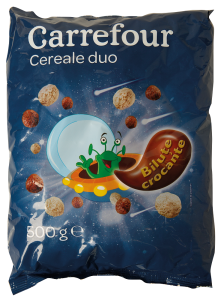 Cereale duo Carrefour 500g